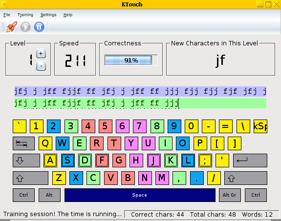 Learn Touch Typing Free - TypingClub